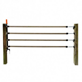 Kit Barrière 4 Rubans 40mm...