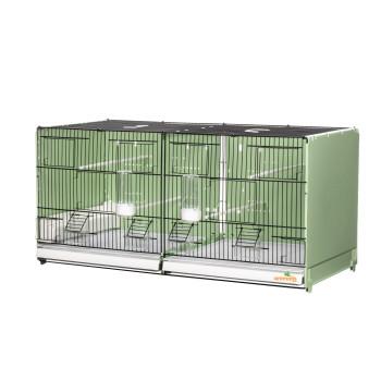 Cage d'élevage pliable...