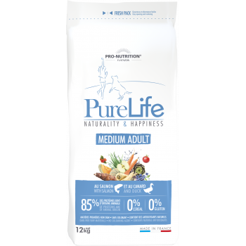 PureLife Medium adulte 12kg