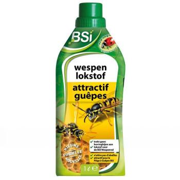 Attractive wasps - BSI