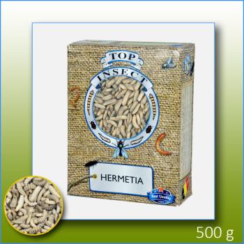 Hermetia congelés 500g -...