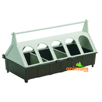 Pigeon feeder with...