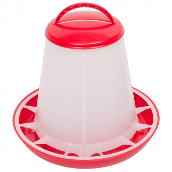 Hopper feeder with 1kg lid...