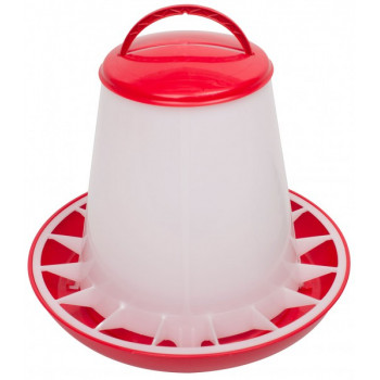 Hopper feeder with 3kg lid...