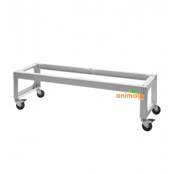 Foot on wheels for 90 cm -...