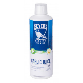 Garlic juice beyers 400 ml