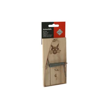 Piège à rats en bois