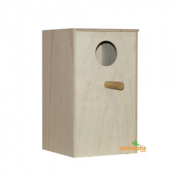 Nest box for large...