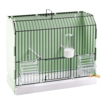 Cage de préparation...