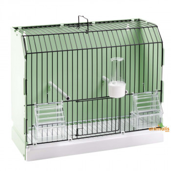 Cage green removable...