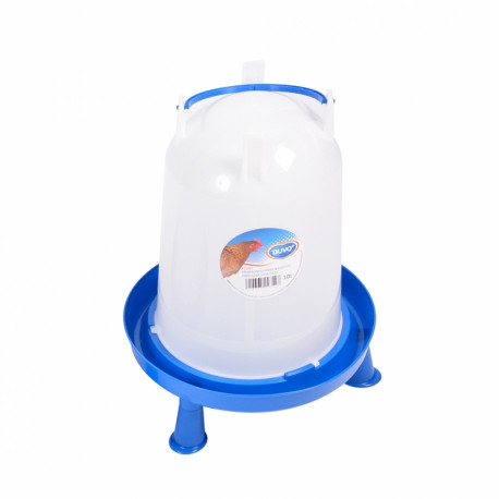 Hen drink with handle and feet - 10 Litres