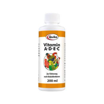 Vitamin A-D-E-C 200ml - Quiko