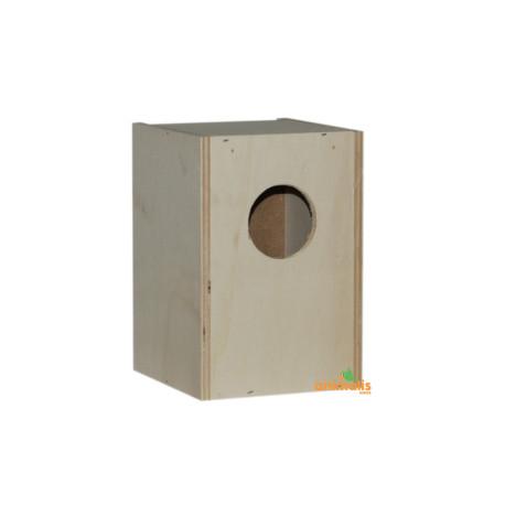 Small Agapornide Nest - 13x12x18cm