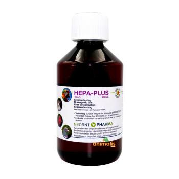 Hepa-Plus 250ml - Liver Relief