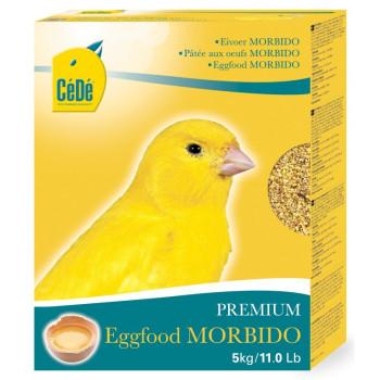 Eggfood Fat yellow 5kg