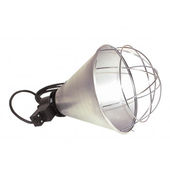 Heat lamp reflector