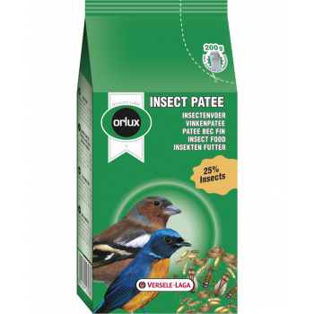 Insect Pâtée - Min. 25%...
