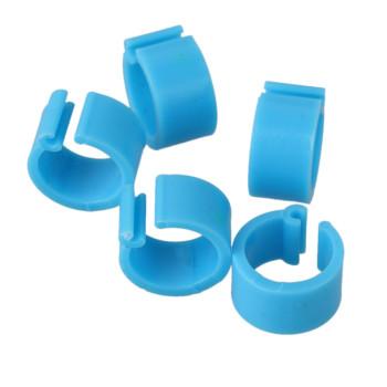 50 Plastic Rings For...
