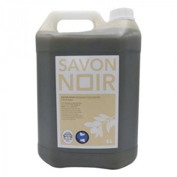 Black soap 100% olive oil - 5L
