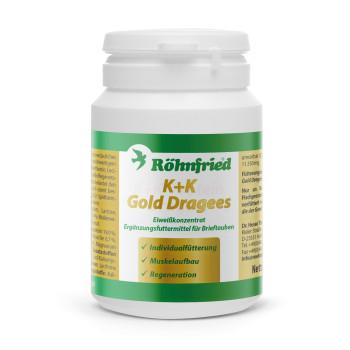 K+K Gold Dragees - 100 pilules