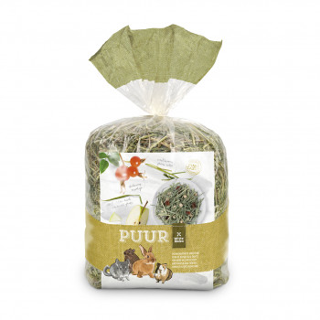 Hay with orchard fruit 500g...