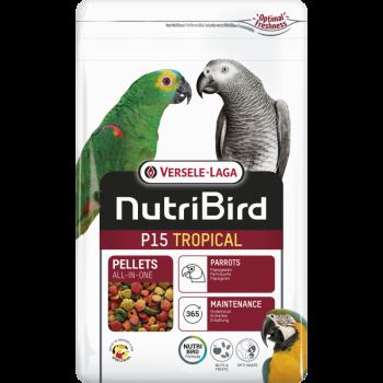 Nutribird P15 tropical 1kg...