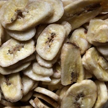 Banana chips with honey 500g